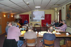 Bijeenkomst PvdA Zwartewaterland